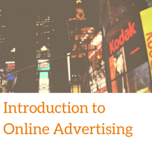 Introduction to Online Advertising