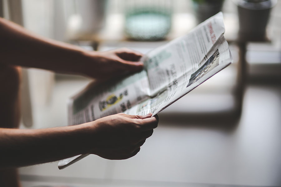 CSR newspaper